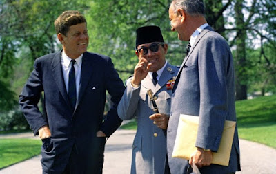 What are the Collateral Accounts? | Part 1 of An Interview with Neil Keenan  JFK-Sukarno-600x380