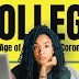 College In The Age of Coronavirus #infographic