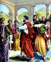 Paul in Antioch