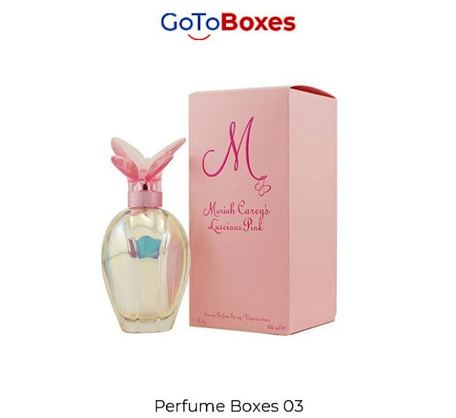 Wholesale Perfume Boxes