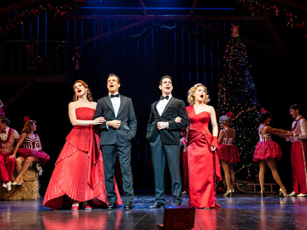 White Christmas the Musical, Dominion Theatre | Review