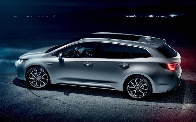 Novo Toyota Corolla 2020 Touring Sports