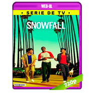 Snowfall Temporada 1 Completa WEB-DL 720p Audio Dual Latino-Ingles