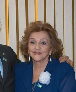 Morre Lúcia Braga, ex-deputada e ex-primeira dama, vítima da covid-19