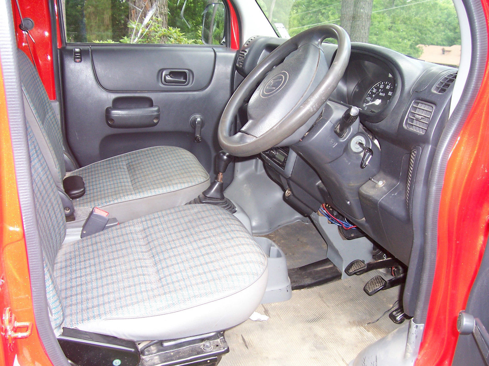 Daily Turismo: Little Red: 2001 Honda Acty Mini Truck