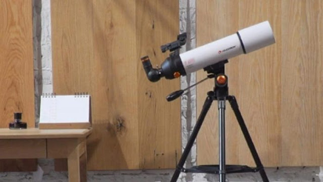 Xiaomi introduced the compact telescope Star Trang Telescope at $ 89.