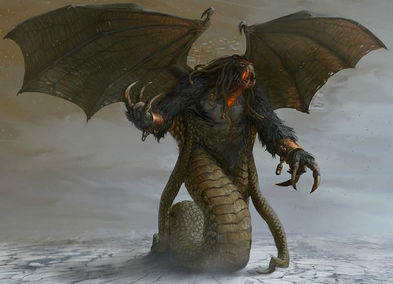 Tifão: O Pai de Todos os Monstros e Maior Inimigo Dos Deuses