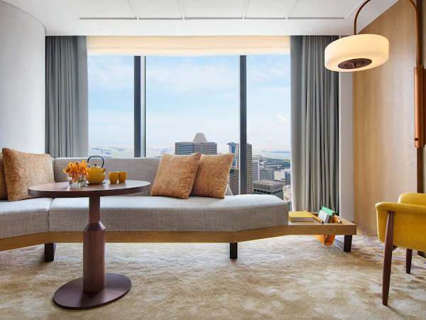 Discover The Reasons Why Staycation in Andaz Singapore