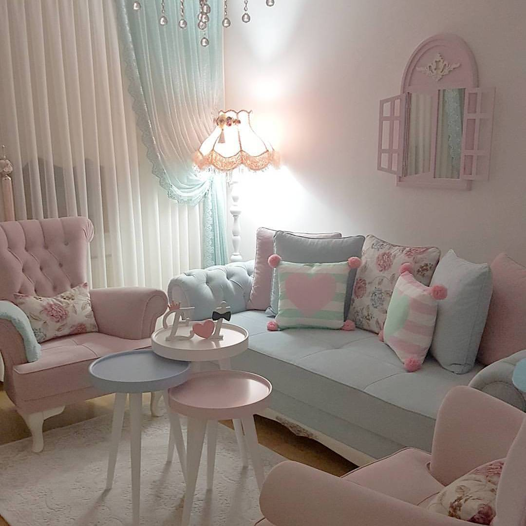 Cara Membuat Dekorasi Ruang Tamu Shabby Chic Dan Cantik Di Rumah
