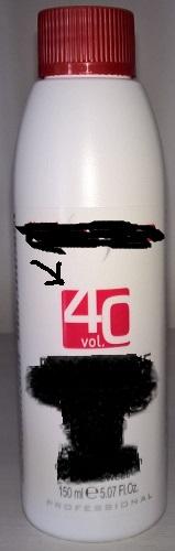 Smacchiatore Universale Ed Efficace Acqua Ossigenata 40