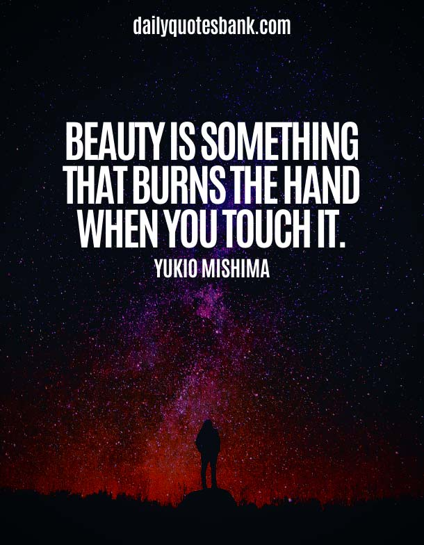 Positive Quotes About Simple Beauty