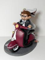 orme magiche cake topper su commissione sposi sposini torta nuziale decorazione personalizzato scolpite modellini
