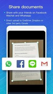 CamScanner Phone PDF Creator Apk v5.18.8.20200420 Key