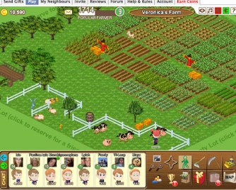 farm town on facebook