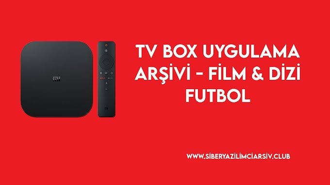 Tv Box Uygulama Arşivi - Dizi Film Futbol
