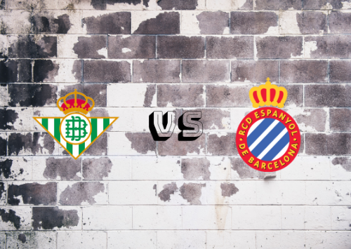 Real Betis vs Espanyol  Resumen
