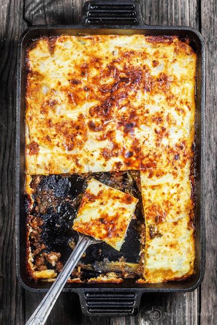 """Moussaka Photo by """"Mediterranean Dish"""""""