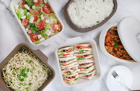 Urban Kitchen Introduces New Collection of Serveware and Food Keeper