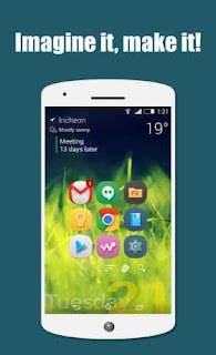 Total Launcher 2.6.14 android for Apk
