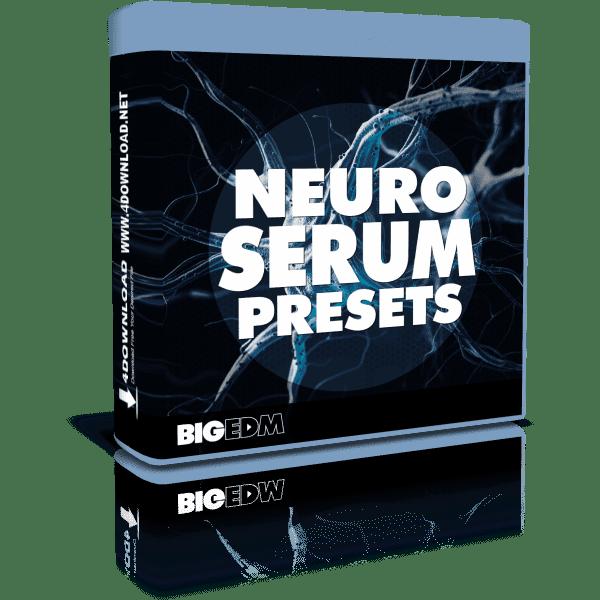 W. A. Production - Big EDM - Neuro Serum Presets