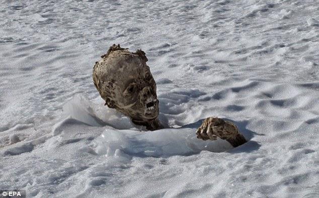 Planinari pronašli dva mumificirana tijela