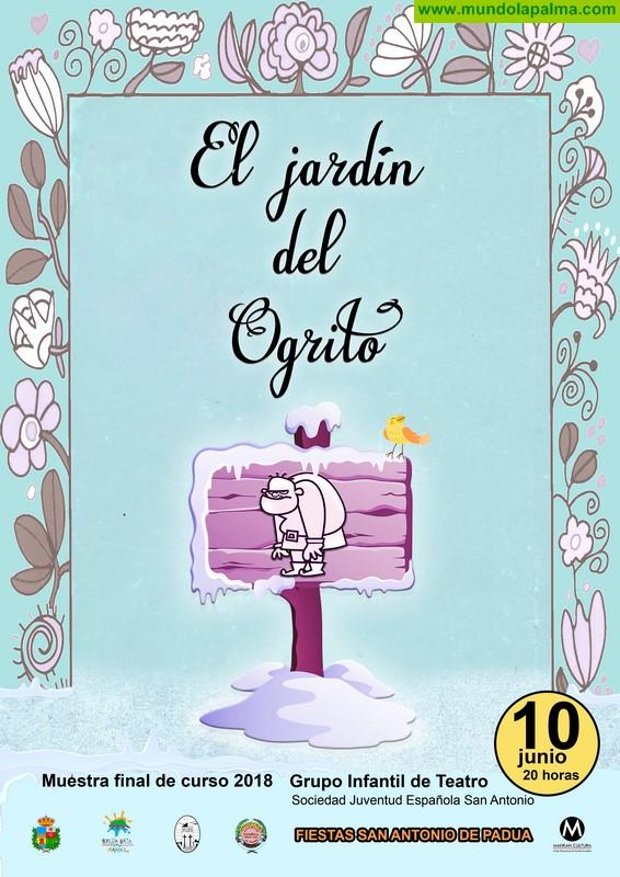 """FIESTA SAN ANTONIO: """"El Jardín del Ogrito"""""""
