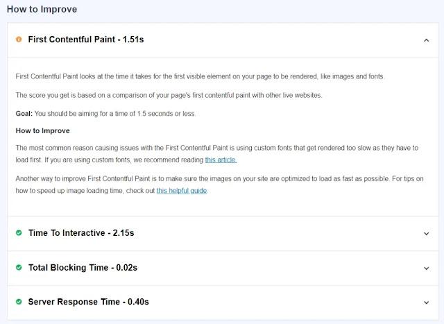 Best Practices for speeding up your website