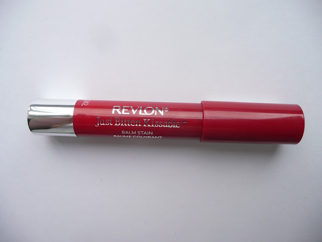 Revlon Just Bitten Kissable Balm Stain Romantic Lips Red High Street