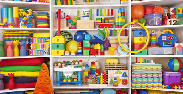 9 Inspirasi Wadah Mainan Anak Supaya Rumah Tidak Awut- Awutan. Lucu, Deh