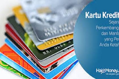 Pengertian Kartu Kredit dan Pembagiannya