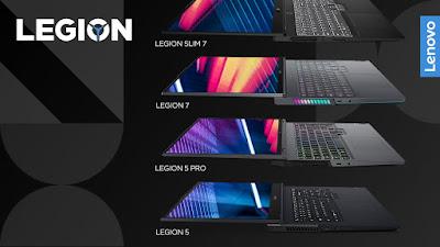 Lenovo เปิดตัว Lenovo Legion ไลน์อัพใหม่ล่าสุด จัดเต็มขุมพลังโปรเซสเซอร์ ฉลาดล้ำหน้าทุกเกมด้วย AI เทคโนโลยี ฟีเจอร์จัดเต็มเรื่องลดความร้อน เล่นแรงต่อเนื่อง เอาใจเกมเมอร์ยุค 2021