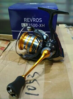 Reel Daiwa Revros LT 2500-xh