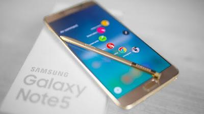 Kinh nghiem mua Samsung galaxy Note 5