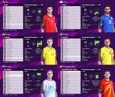 PES 2020 Extracted Facepack DLC 7.0