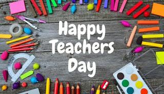 Best 25 Teachers day card
