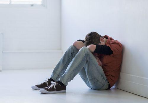 الاكتئاب عند المراهقين