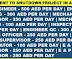 Abu Dhabi, UAE Shutdown Project Manpower Vacancy | 150 - 500 AED Per Day