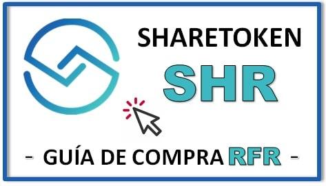 Cómo y Dónde Comprar Criptomoneda SHARETOKEN (SHR)