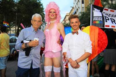 Αποτέλεσμα εικόνας για gay pride θεσσαλονικη