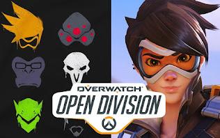 Người chơi Overwatch tức giận với giải thưởng của Overwatch Open Division