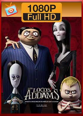 Los locos Addams (2019) [Latino – 1080p] [MEGA]
