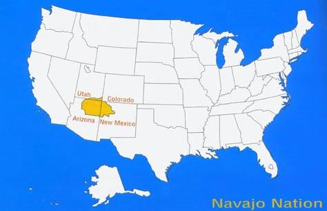 Nação Navajo