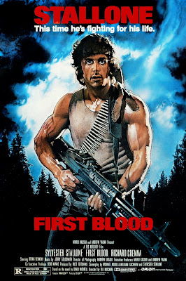 Film Rambo First Blood (1982)