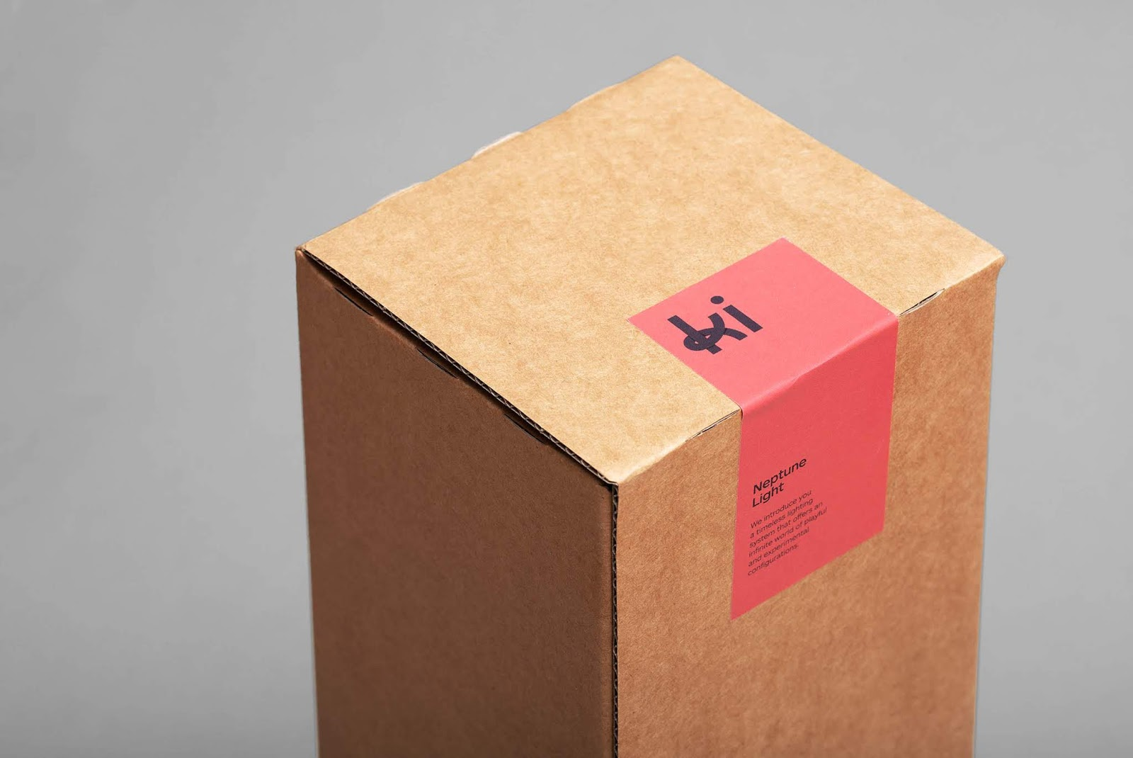 Ki Lamp on Packaging of the World - Creative Package Design Gallery