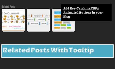 Widget Thumbnail Related Post for blogger with Tooltips
