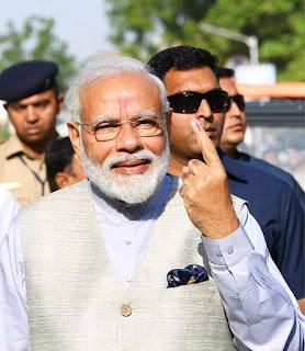 लोकसभा चुनाव 2019 में 5 बड़ी जीत/ Prime Minister of India