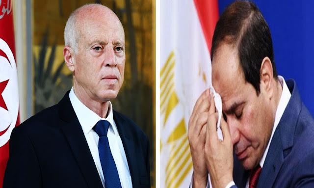 Kais Saïed s'entretient avec Al Sissi: Le vrai poison infeste les esprits