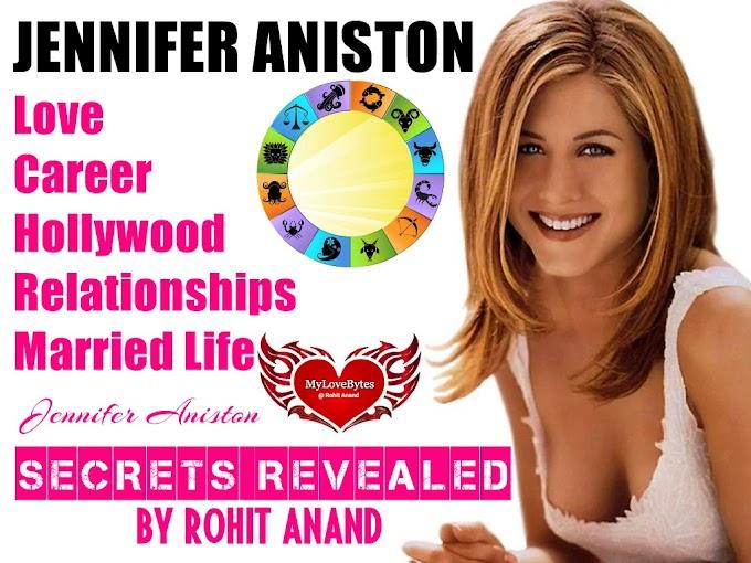Jennifer Aniston Zodiac Horoscope Birth Charts Love Marriage & Divorce
