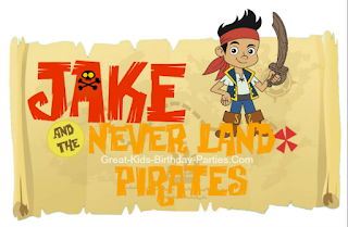 jake and the neverland pirates font