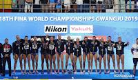 WATERPOLO - Mundial masculino 2019 (Gwangju, Corea del Sur): Italia se reencuentra con el oro 8 años después y España volvió al podio que no pisaba desde 2009